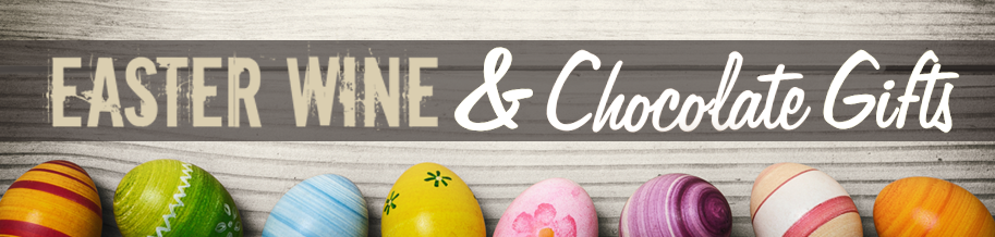 Easter Wine & Chocolate Gifts