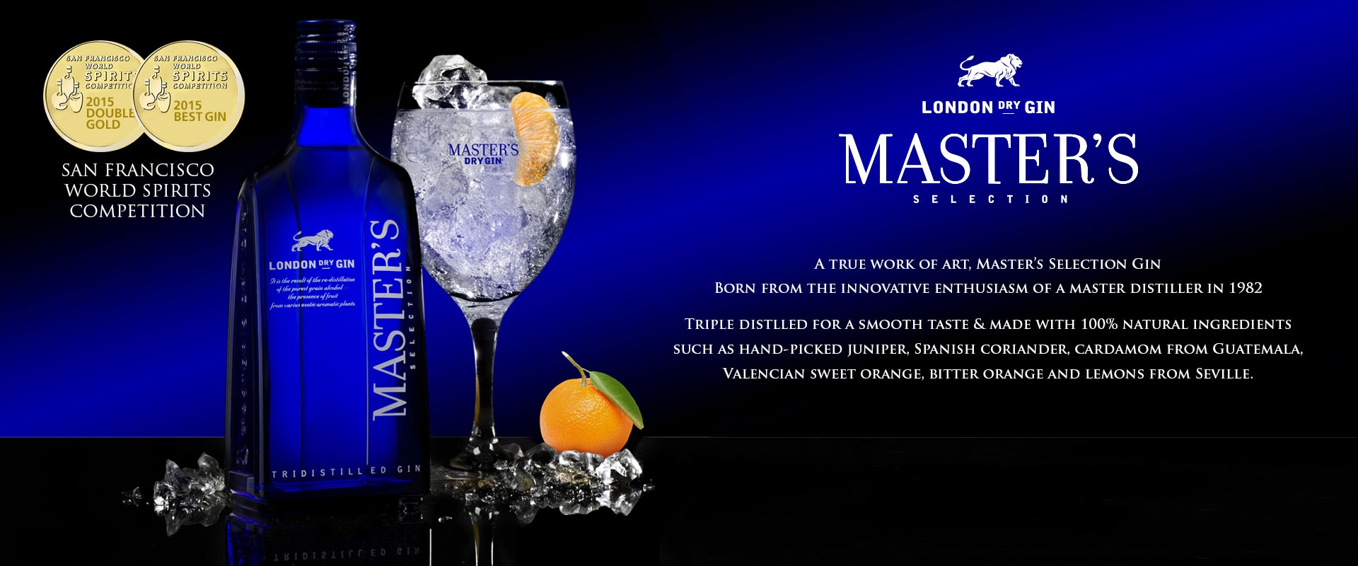 Masters Gin