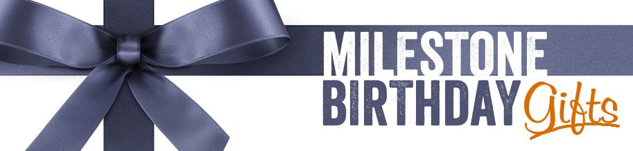 Milestone Anniversary Gifts