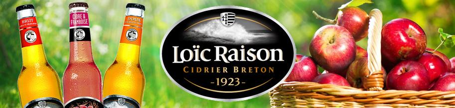 Loïc Raison Cidre