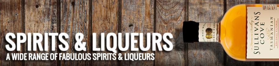 Spirits & Liqueurs