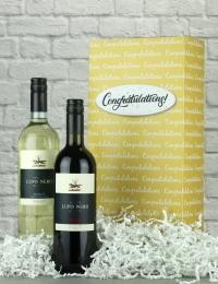 Congratulations Italian Wine Gift