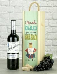 Thanks Dad Rioja Wine Gift