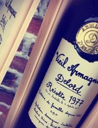 1977 Vieil-Armagnac, Delord