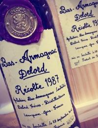 1987 Bas-Armagnac, Delord