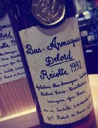 1992 Bas-Armagnac, Delord
