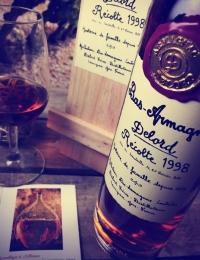 1998 Bas-Armagnac, Delord