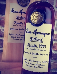 1999 Bas-Armagnac, Delord