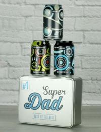 Super Dad Pale Ale Gift Tin