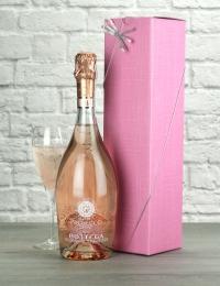 Rose Prosecco Wine Gift