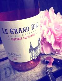 Reserve Cabernet Sauvignon Rose, Le Grand Duc, Vin de France