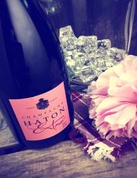 Jean Noel Haton 'Extra' Rose Champagne
