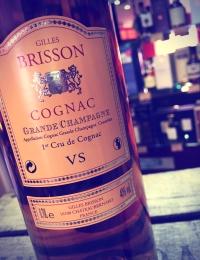 VS Selection 1er Cru de Cognac Gilles Brisson