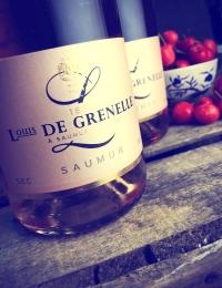 Sparkling Saumur Rose, Corail, Louis de Grenelle