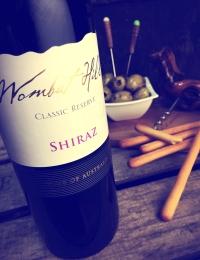 Reserve Shiraz, Wombat Hill