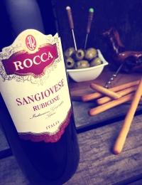 Sangiovese-Rubicone, Rocca Estate
