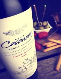 Cabernet Syrah, Family Reserve, Hugo Casanova