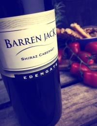 Barren Jack Shiraz Cabernet