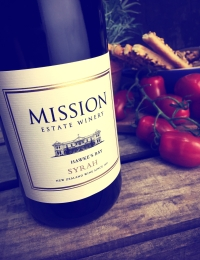 Mission Estate Hawke's Bay Syrah