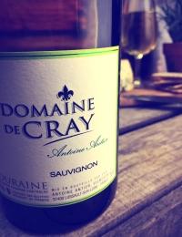 Domaine de Cray Touraine Sauvignon