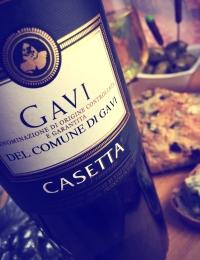 Gavi di Gavi, Villa Casetta