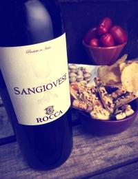 Sangiovese-Puglia, Rocca Estate
