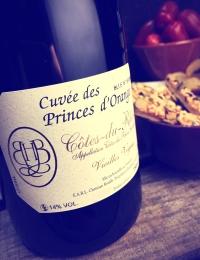 Domaine Bonfils Cotes du Rhone 'Princes d'Orange'