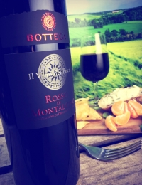 Rosso di Montalcino DOC, Vino dei Poeti, Bottega
