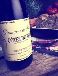 Domaine de Boissan Cotes du Rhone 37.5cl Half Bottle