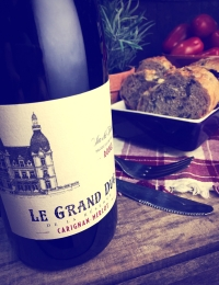 Reserve Carignan-Merlot, Le Grand Duc, Vin de France