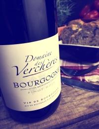 Domaine Vercheres Bourgogne Pinot Noir