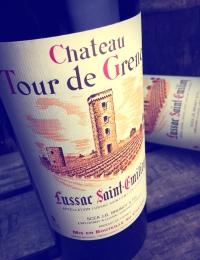 Chateau Tour de Grenet Lussac St Emilion 150cl Magnum