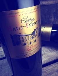 Chateau Haut Terrier Blaye Cotes de Bordeaux 150cl Magnum