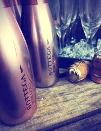 Bottega Rose Gold 20cl Mini Bottle