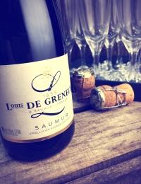 Louis de Grenelle Sparkling Saumur Brut 'Ivoire' 37.5cl Half Bottle