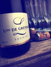 Sparkling Saumur Brut, Ivoire, Louis de Grenelle