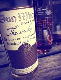 Dun Mhor, The Smoky Peated and Fine Blended Scotch Whisky