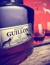 Guillon Sauternes French Whisky, Single Malt de Louvois