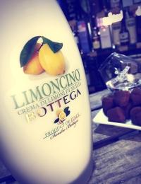 Crema di Limoncino and Grappa Liqueur