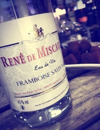 Framboise Eau de Vie, Rene de Miscault