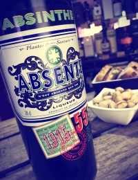 Absente 55%, Absinthe Distilleries de Provence