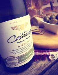 Chardonnay, Reserva Antano Estate