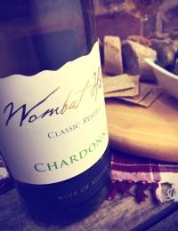 Reserve Chardonnay, Wombat Hill