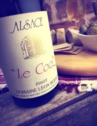 Domaine Leon Boesch Le Coq Pinot 'Biodynamic'