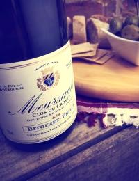 Domaine Bitouzet Prieur Meursault Clos Du Cromin