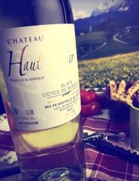 Chateau Haut Terrier Blaye Cotes de Bordeaux Sauvignon