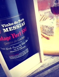 1997 Vintage Port, Quinta Cachao, Messias