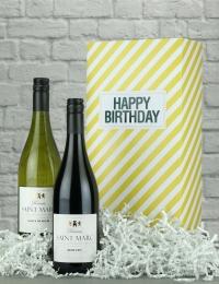 Happy Birthday Saint Marc Wine