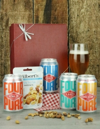 Four Pure Beer & Nuts Gift LBV