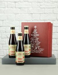 Festive Cherry Beer Gift Set